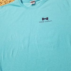 Simply Southern short sleeved t-shirt.
